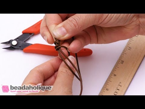 How to Tie a Slide Knot
