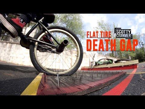FLAT TIRE DEATH GAP! #6