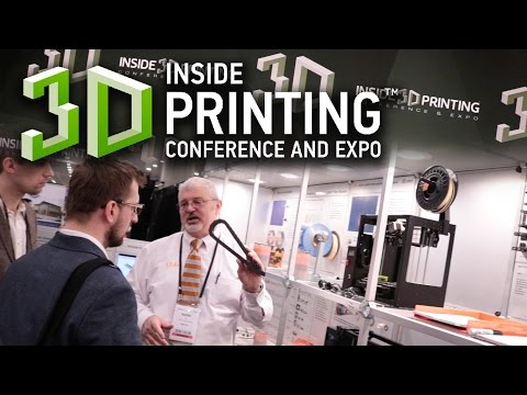 Inside 3D Printing New York 2017 Recap