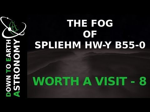 The fog of Spliehm HW-y B55-0 | Worth a Visit #8