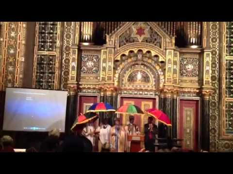 SIDG ceremony in NYC (2014), an Ethiopian Jewish Holiday (p.2)