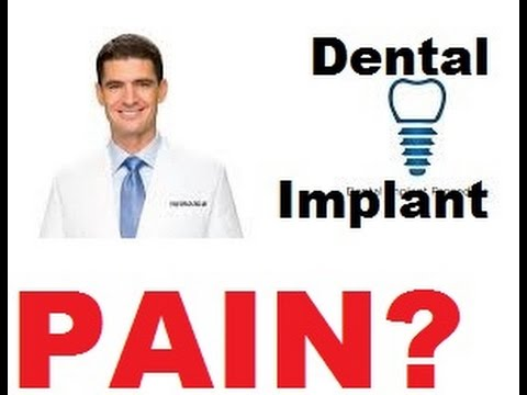 Dental Implant Pain? WARNING - This Is Why