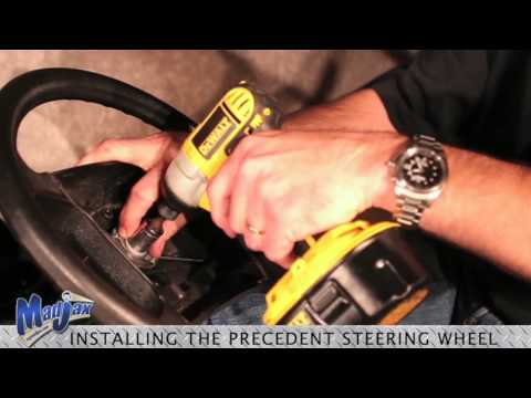Steering Wheel | How to Install Video | Madjax® Golf Cart Accessories