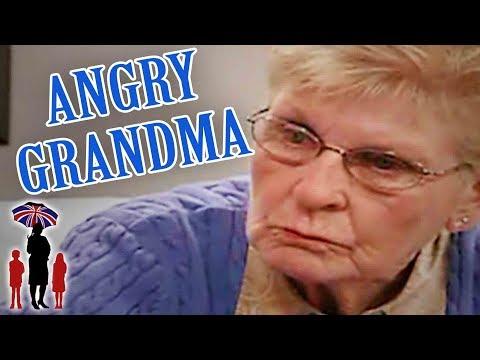 Supernanny | Grandma Angry With Mom & Dad
