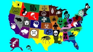 Maps That Will CHANGE The Way You See The US!