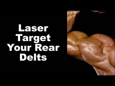 Laser Target Your Rear Delts with Rack-Rail Bent-Over Laterals