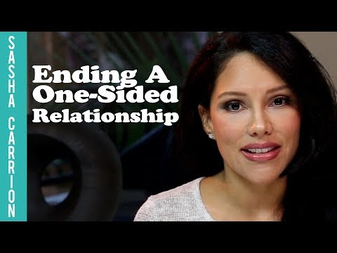 Breakup Advice: When In A One-Sided Relationship