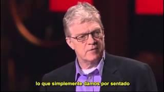 Ken Robinson: Revolución del Aprendizaje