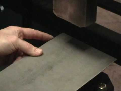JD2 louver punch for press