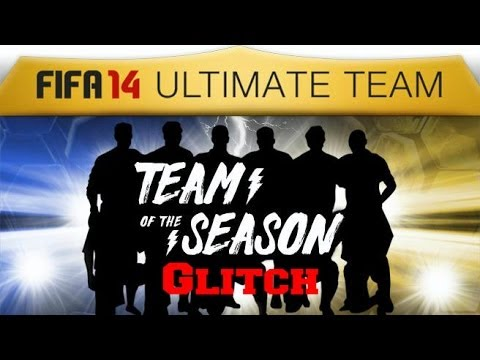 FIFA 14 Xbox TOTS Pack Opening Glitch