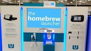 Wii U] Installing Homebrew Launcher on NAND (5 3 2 - 5 5 2)