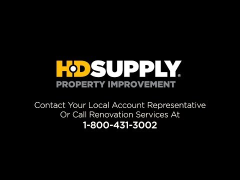 Property Improvement Overview - HD Supply