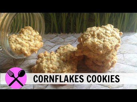 Resep : Cornflakes Cookies | GIOVANI ASYERA