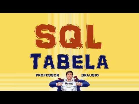PD - Criar Tabela Utilizando Diagrama (Designer) no SQL Server