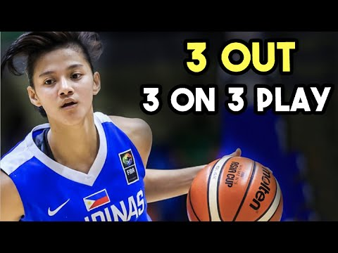 3 Out 3 on 3 Basketball Plays