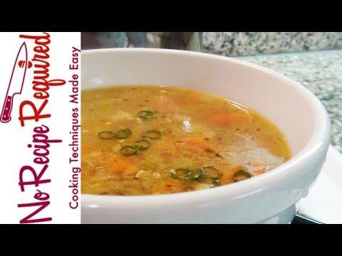 Chicken Soup - NoRecipeRequired.com