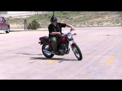 Utah Motorcycle Skills Test