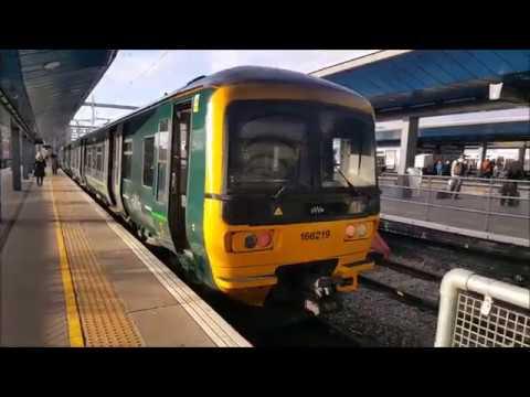 Susannah's Travel Log: Basingstoke-London Paddington via GWR