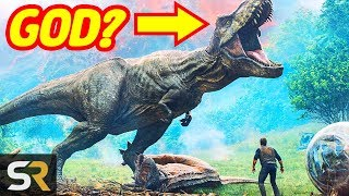 Download 10 Jurassic Park Fan Theories So Crazy They Might Be True Video