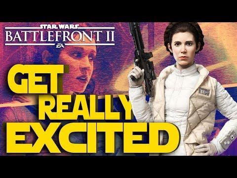 Update is Almost Here!! - Star Wars Battlefront II Live Stream