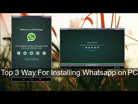 Top 3 Android Emulator For Installing Whatsapp on PC Without Bluestacks