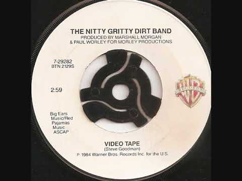 Video tape / The Nitty Gritty Dirt Band.