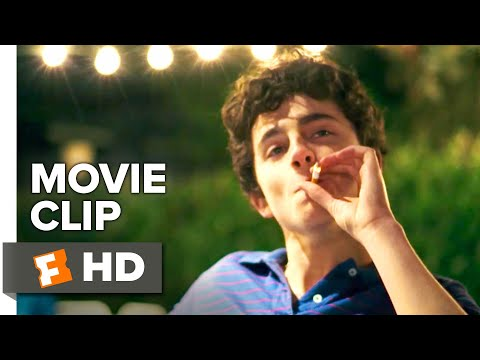 Call Me by Your Name Movie Clip - Dance Party (2017)   Movieclips Indie