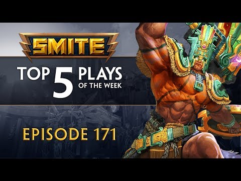 SMITE - Top 5 Plays #171