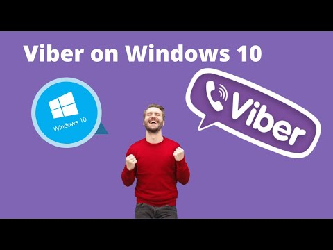 How to Install Viber on Your PC (Windows 10)