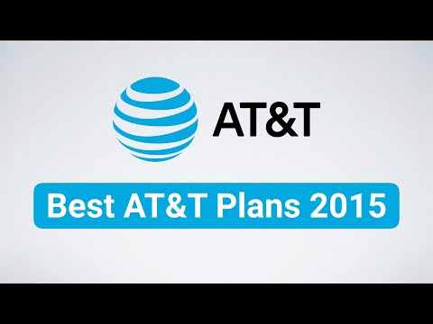 AT&T 2015 Cell Phone Plan Comparison!