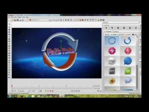 Aurora 3D animation maker tutorial