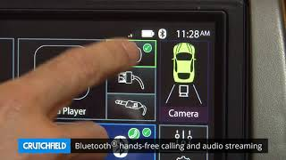 Boss BVCP9675A Display and Controls Demo   Crutchfield Video