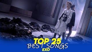 My TOP 25 EXO Songs❤🌹😍 - PakVim net HD Vdieos Portal