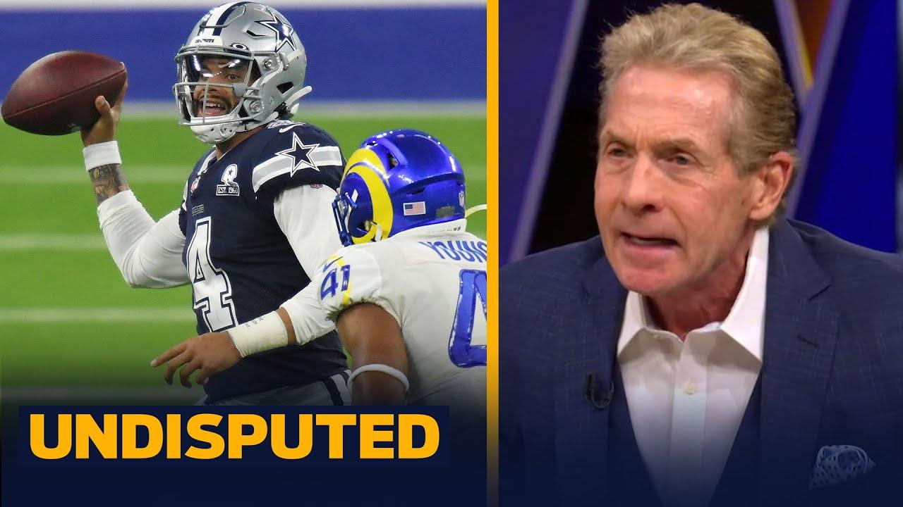 Skip Bayless reacts to Cowboys Week 1 loss against Rams | NFL | UNDISPUTED