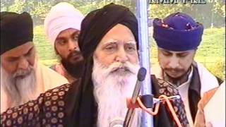 Sant Baba Narayan Singh Ji Moni Ji Maharaj Tpa Draj Mohali Wale at Allorakh (Part 2-6) Gill Jargari