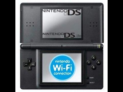 Nintendo DS fat/ DS Lite über Wifi mit dem Internet verbinden Tutorial [Deutsch|Full HD]