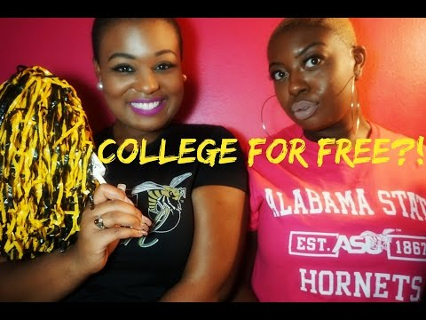 HOW TO ATTEND COLLEGE FOR FREE?! | Tips on Winning Scholarships
