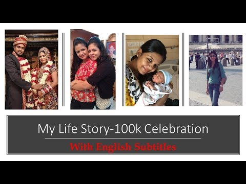How I Became A YouTuber | My Life Story | With ENGLISH Subtitles