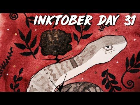 Inktober 2017 Day 31