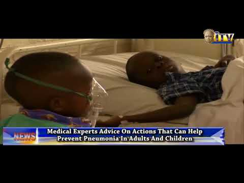 Medical Experts Advice On Actions That Can Help Prevent Pneumonia In Adults And Children