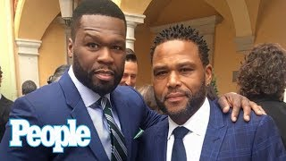 Anthony Anderson Reveals Story Of His Hilarious Surprise Run-In With 50 Cent | People NOW | People