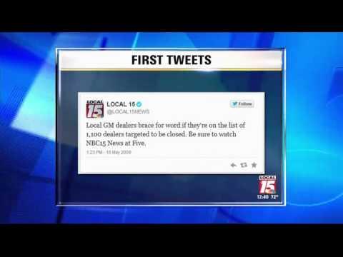 Twitter Birthday: Find Your First Tweet