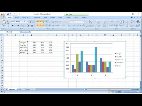 How to Add New Extra Data to Existing Excel Chart (Easy)