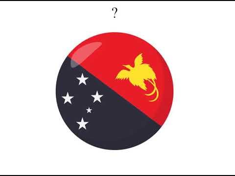 What Flag Is This 🇵🇬 Flag Emoji