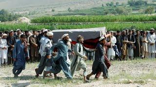 Download Errant US drone strike kills dozens of farmers in Afghanistan Video