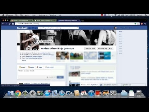 How to Fix a Thumbnail Picture on Facebook : Facebook Tutorials