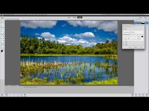 Learn Photoshop Elements - Episode 11: Swap a Sky