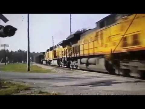 Last Trains on Union Pacific's Madison Subdivision / CNW SI Line (St. Louis - Springfield, Illinois)
