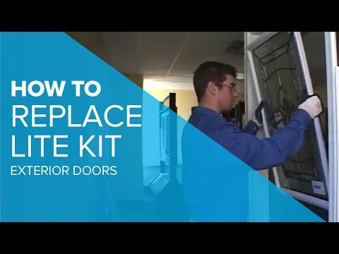 Replacing a Lite Kit - Kohltech