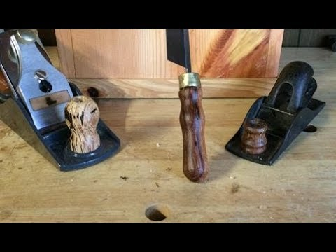 How to Make Tool Handles